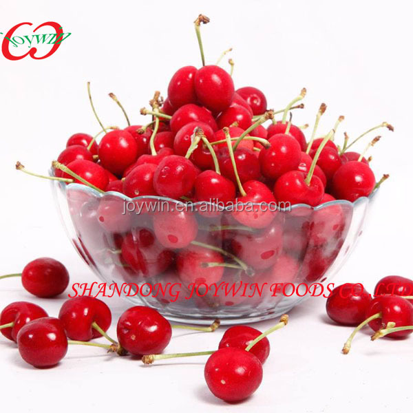 fresh cherry fruit, canned cherry in tin