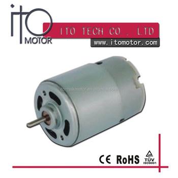 540sh 12v 12 volt electric dc motor micro brush dc for 12v motors for sale