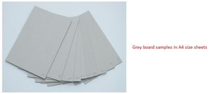 Glossy g grey paper plates laminated board hard