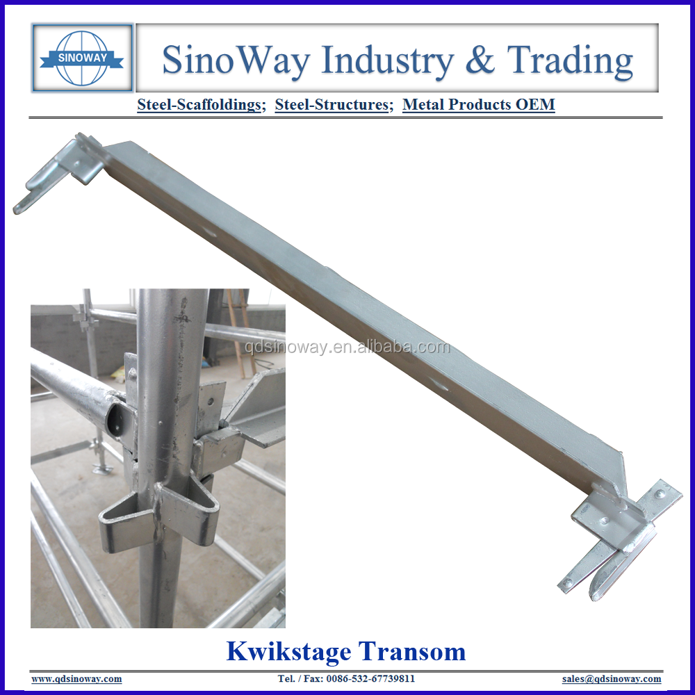 Hot Dip Galvanizing System Scaffolding Wall Tie Brackets