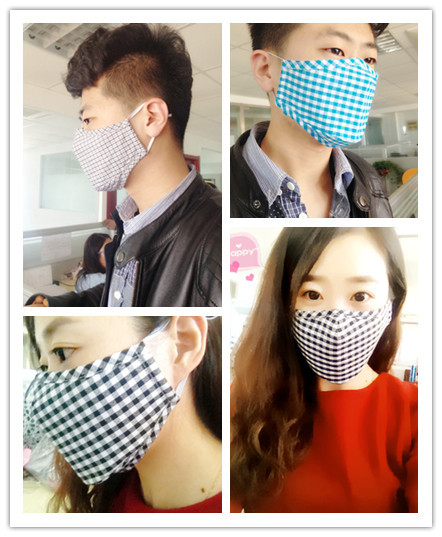 Activated Carbon Filter Face Mask Funny Masks For Kids
