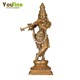 Garden Decoration krishna bronze statue