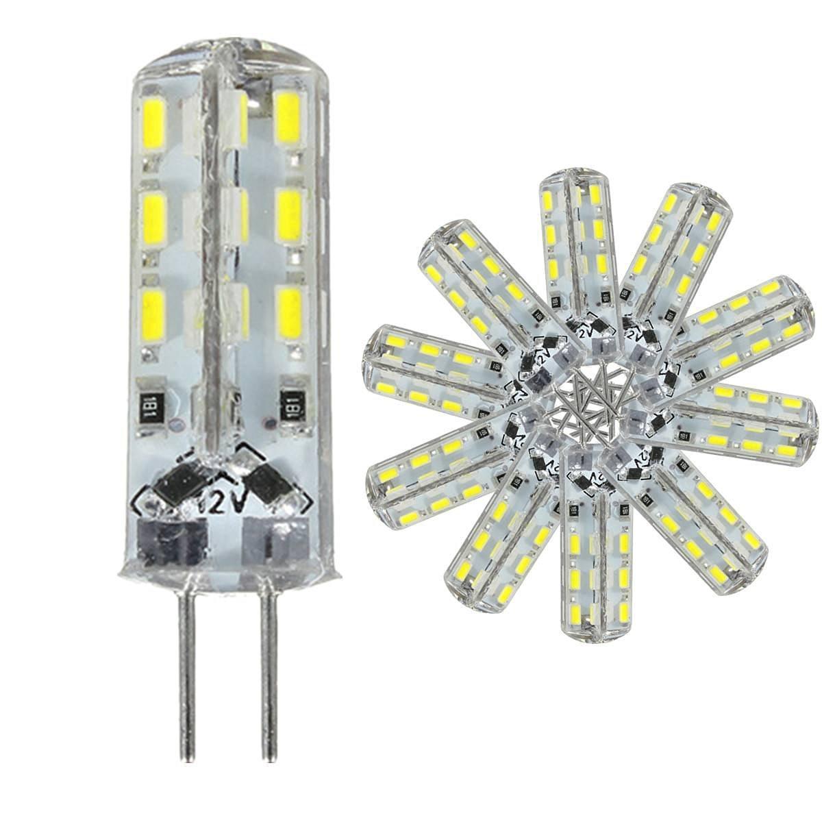 Halco LED JC 1.5W 10-18V 3000K G4 Set of 10