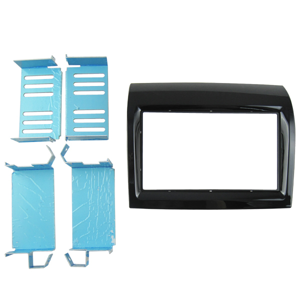 Yelew YE-FI 015 Top Quality Radio Fascia for FIAT DUCATO 2011 Stereo Fascia Dash CD Trim Installation Kit