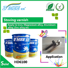 HD6100 High-performance Stoving varnish/Acrylic spray varnish/Baking varnish
