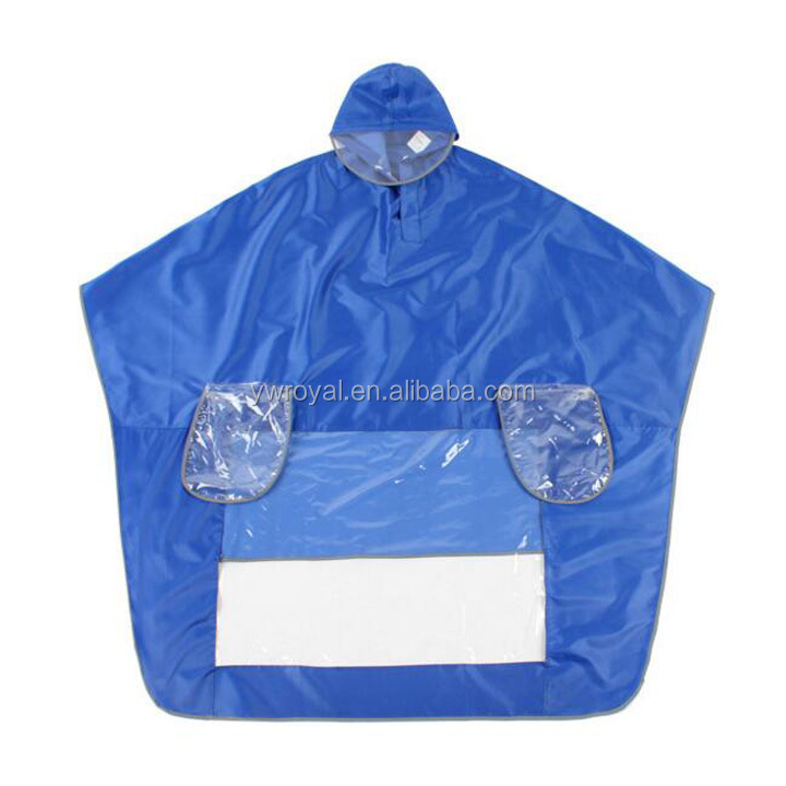 2017 High Quality Adult Raincoat For Motorcycle Riders