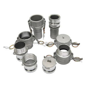 Aluminium Camlock Coupling Quick Fitting