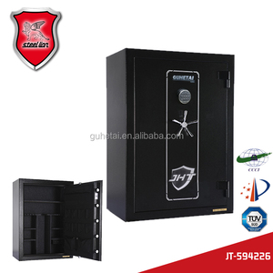 Top quality safe box cover gun safe for guns or jewelry