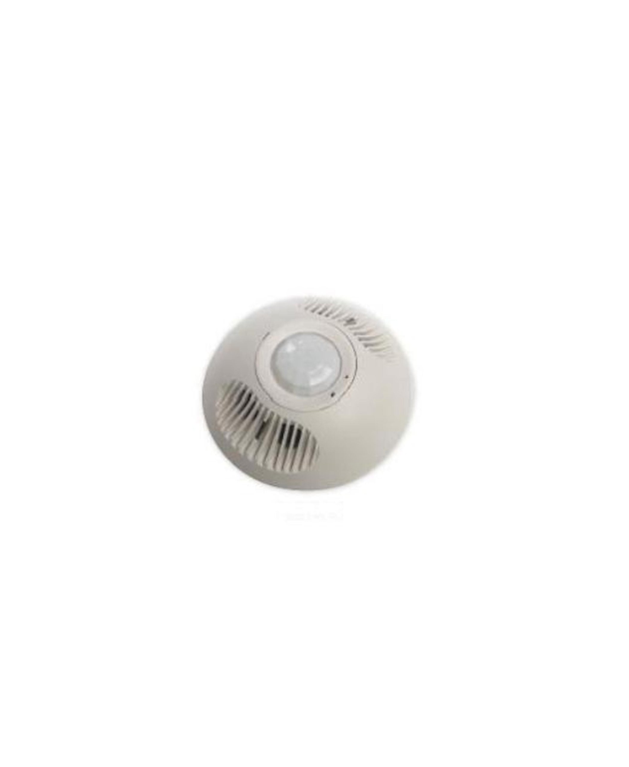 Hubbell Building Automation OMNIDT2000 Digital Passive Infrared and Ultrasonic Ceiling Occupancy Sensor, 2000-Square-foot Range