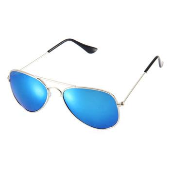 Moda meninos meninas crianças óculos de sol espelhado lente reflexiva óculos  ... 8a9895828b
