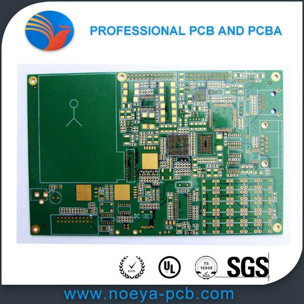High quility FR 4 multilayer circuit board pcb manufacturer