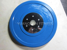 Wholesale Barbell Competition Bumper Plate Rubber Weight Plate