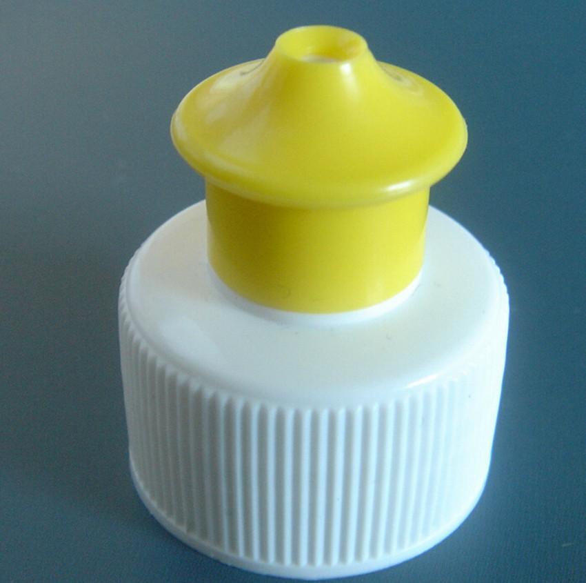 Hot Sale Dishwashing Liquid Plastic Bottle Cap,Push Pull Closure ...