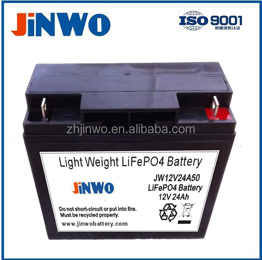 IFR26650 4S8P 24Ah 12V LiFePO4 Battery Pack 80A BMS For Solar Street Light