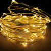 Christmas Party Decorative 2M10M 50M Soft White Blue Green Decorative String LED Fairy Light