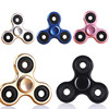 Factory Special Offer 2017 New Metal Fidget Spinner Toys Aluminum Finger Spinner EDC ADHD Focus Anxiety Stress Relief
