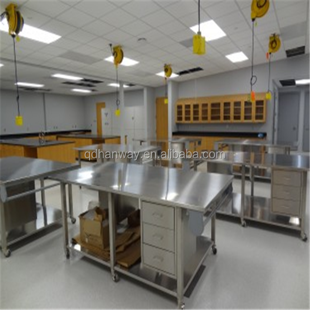 Stainless Steel Commercial Kitchen Cabinet ,lab Table