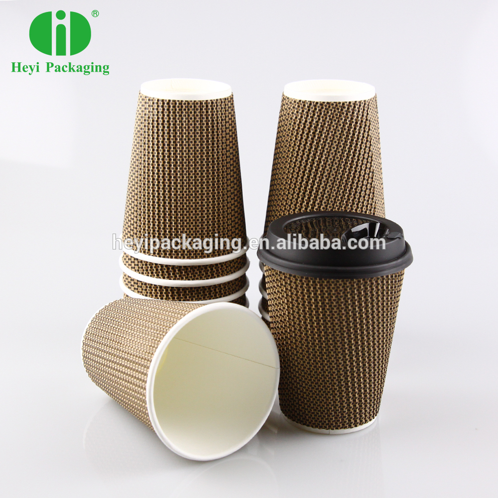 2017 hot sale wholesale coffee paper cups