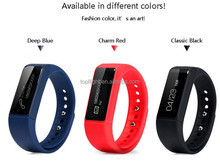 i5 Plus Bluetooth Sports Wrist Band Smart Bracelet Watch For Android Phone IOS