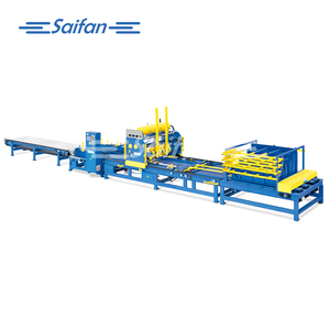 SF901 automatic wood pallet nailer machine for sale