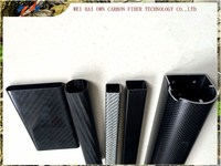carbon fiber golf shaft