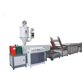 CE High quality of pp baler twine film rope making machine line