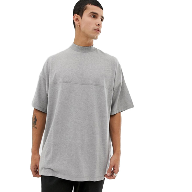 גבוהה באיכות Streetwear גברים 100% כותנה T חולצה/חולצה, טי חולצה הדפסת גברים חולצת טי רגיל גדול מותאם T חולצה/חולצה