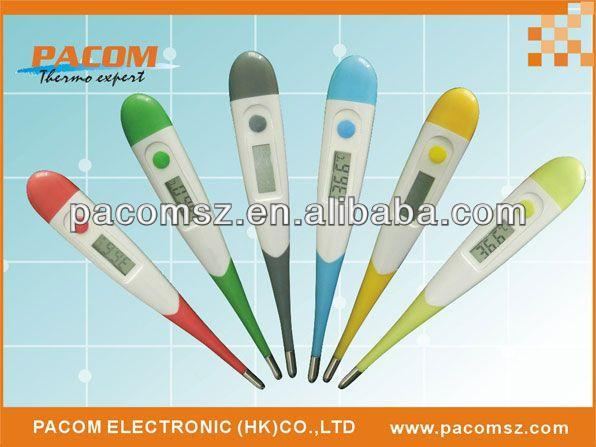 high quality clnical enclosed-scale thermometer