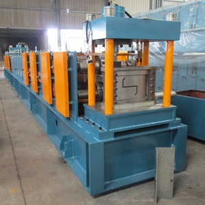 Hangzhou Zhongyuan Construction Building Machine Steel CZ Purlin Roll Forming Machine Price