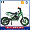2017 new design 49cc gas powered mini motorcycle dirt bikes