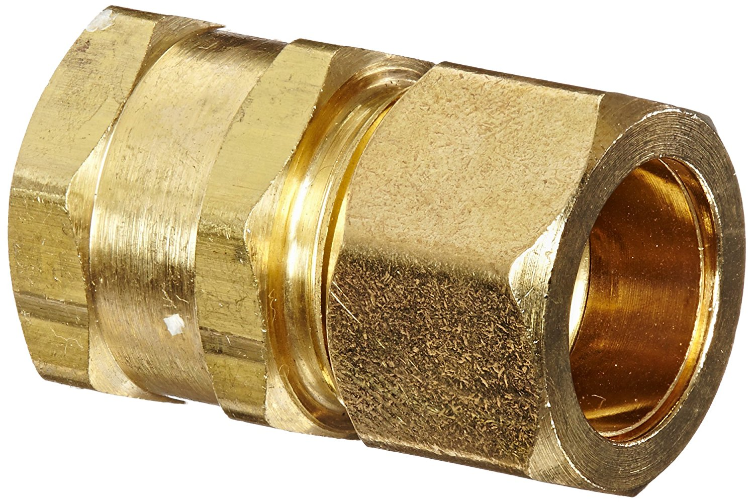 1//8 by Anderson Metals Nut Anderson Metals 30061 Compression Tube Fitting