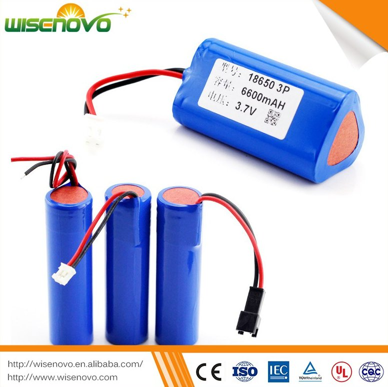 2016 Wholesale UL approval Rechargeable 20Ah Lithium Battery Power Recharge Battery For Led Light