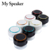 Latest portable wireless bluetooth suckers waterproof stereo sound speaker