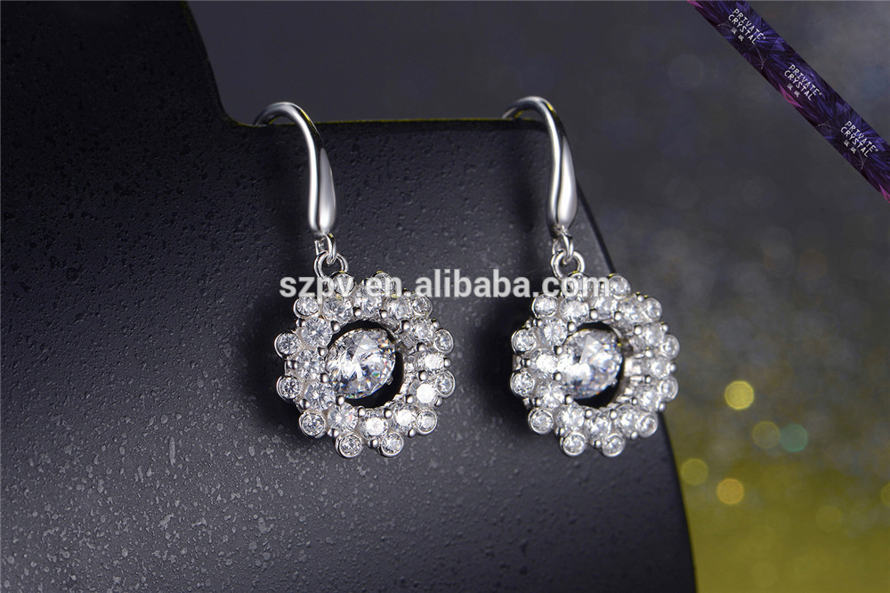 Best price of Silver Emoji earrings with best quality and low