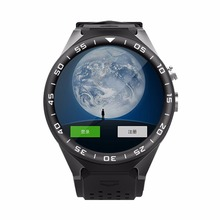 Smart Watch S99C Round Touch Screen 3G Android Watch Phone With Camera /Wifi/GPS/SIM Card Slot/Pedometer/Heart Rate Monitor