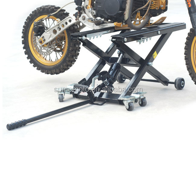 Motorcycle Scissor Motocross Dirt Bike Lift Stand 1000lbs Buy