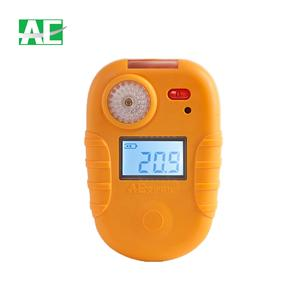 Portable AUTO oxygen O2 gas leak detector with British sensor