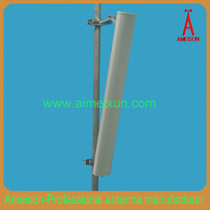 antennas for communications 698 - 960 MHz Directional Base Station Repeater Sector Panel Antenna cdma gsm outdoor antenna