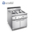 Long Life Time Fast Food Cooking Equipment Free-standing Commercial Gas Deep Fryer Machine