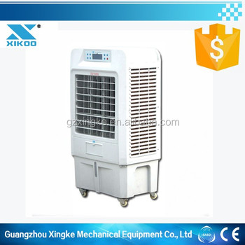 xikoo 6000m3h evaporated portable swamp cooler thailand