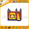 Children hot sale inflatable castle slide inflatable bouncer combo A3039