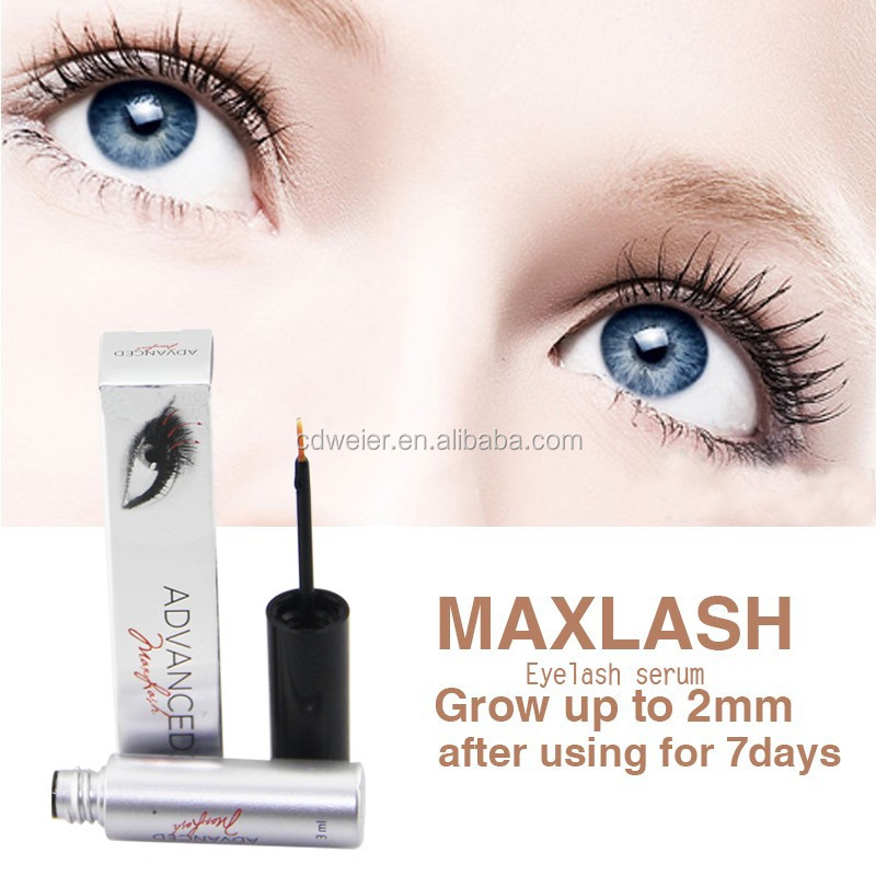 MAXLASH Natural Eyelash Growth Serum (Yes Disposable bic shaving razor)