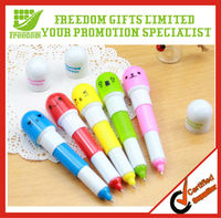 Custom Printed Smile Face Pen