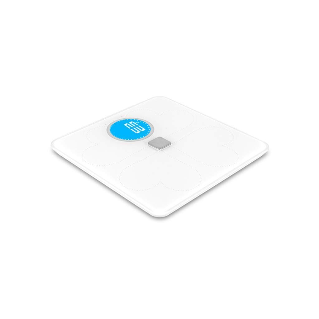 ZYY Electronic Scales,Body Fat Called Smart Bluetooth Home Precision Adult Weight High Sensitivity Sensor