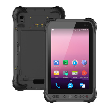 QCOM P300 8 Inch IPS Screen 32GB ROM Android 8.1 Octa Core IP67 Rugged Tablet PC