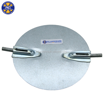 Duct Accessories Air Vent Disc Damper for Ventilation System