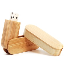 customized logo twister wood engraved promotional gifts usb stick made in china