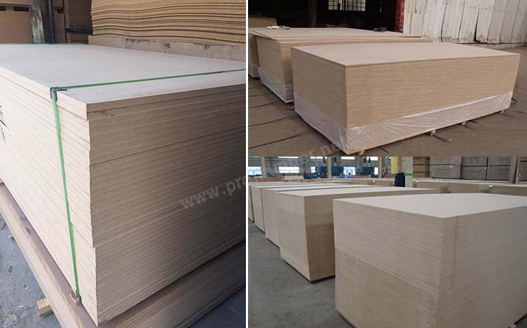 China 4x8 Low Price Melamine Slotted Board Mdf Fiyat /melamine ...
