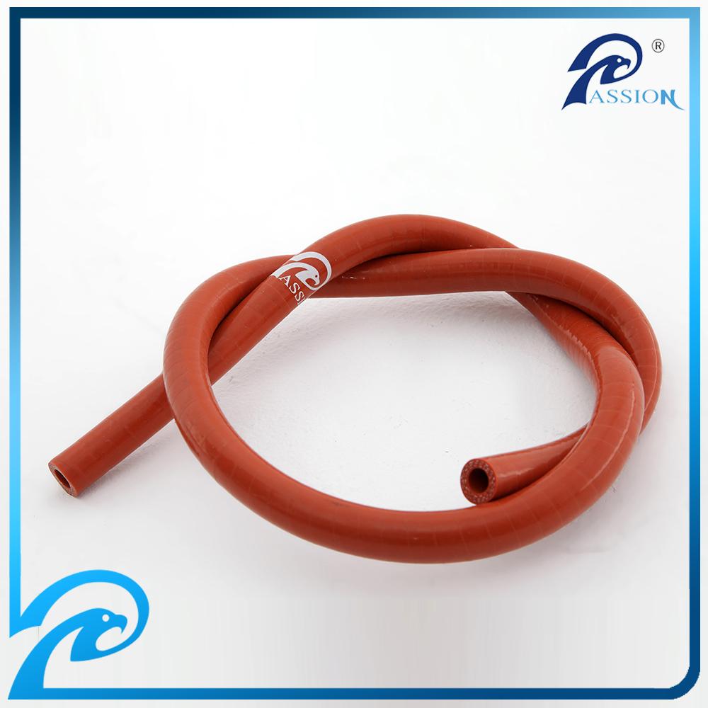 1 pulgadas de fibra trenzada proveedores tubo de silicona for Tubo corrugado rojo precio