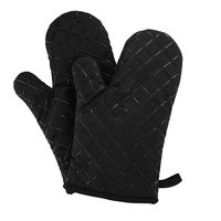 New product customized oven mitt and silicone kitchen oven gloves
